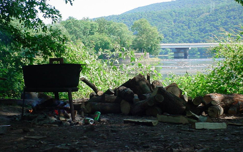 camping in susquehanna